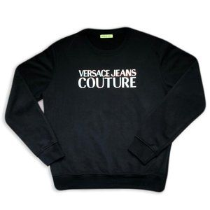 Versace Jeans Couture Hologram sweater
